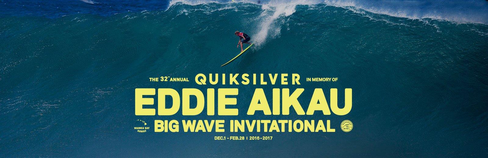 5ceec55c85 Highlights. Previous  Next. 2016 17 Quiksilver In Memory Of Eddie Aikau Big  Wave ...