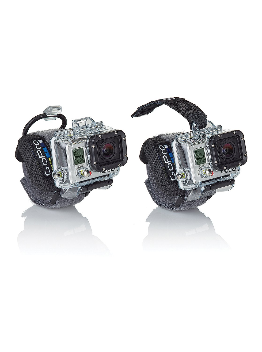 gopro hero 3 wrist housing gprhdw3 roxy. Black Bedroom Furniture Sets. Home Design Ideas