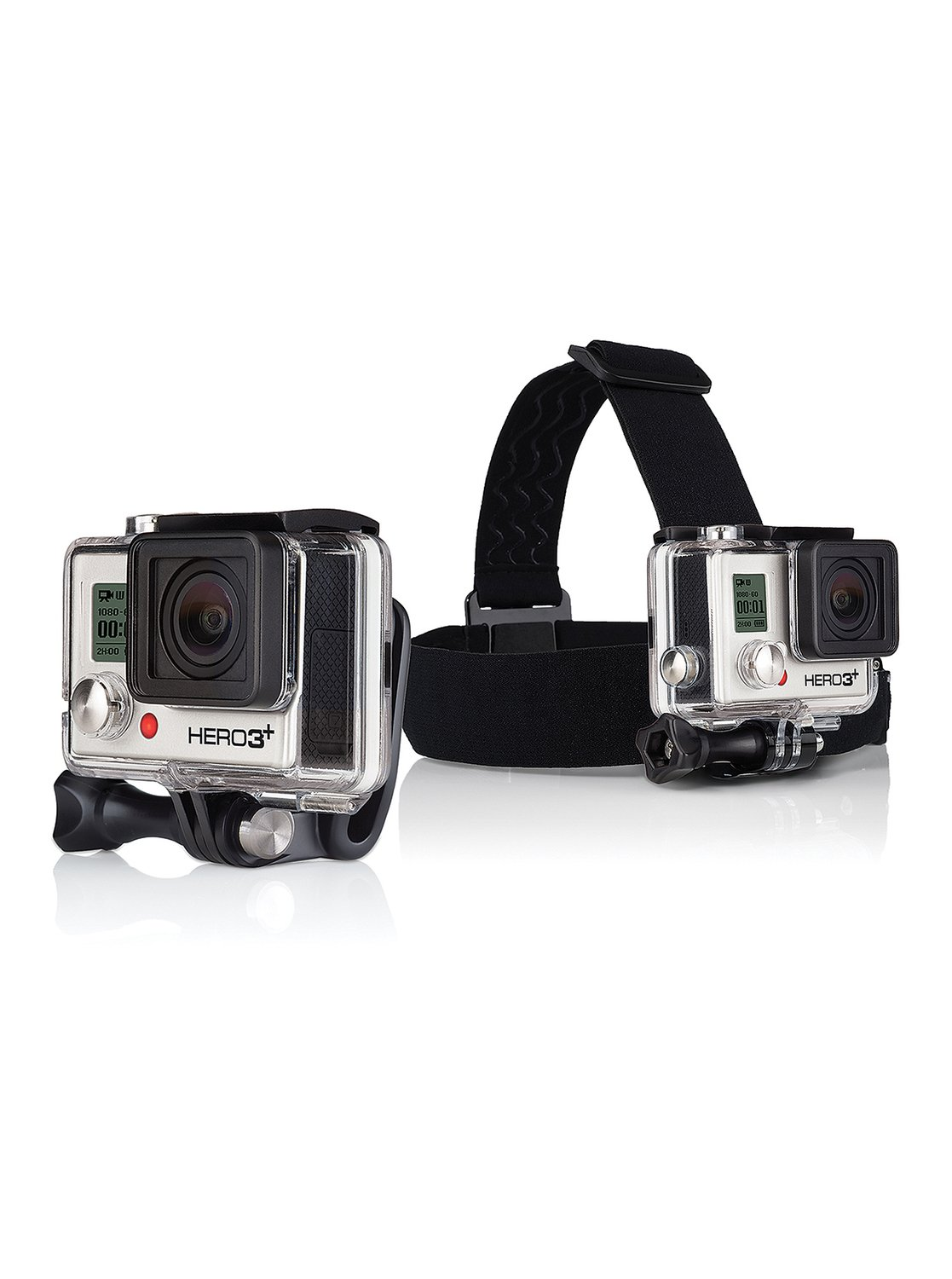 GoPro Head Strap and QuickClip - Surf Shop  - Roxy