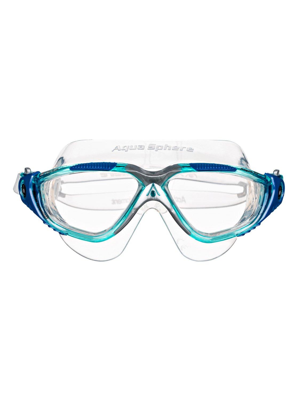 Vista aqua sphere swim mask 8032621382649 roxy for Aqua vista swimming pool aurora co