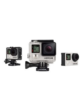 GoPro Hero 4 Black Adventure  GPRCABAH4