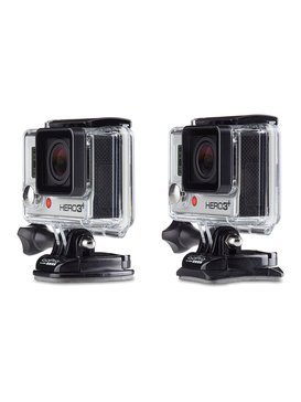 GoPro Curved + Flat Adhesive Camera Mount  GPRCUFL
