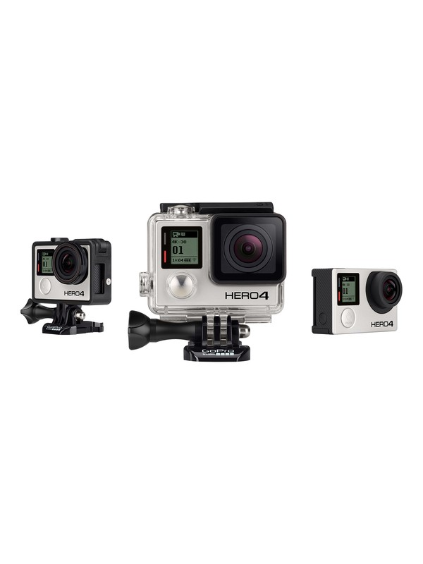 0 GoPro Hero 4 Black Adventure  GPRCABAH4 Quiksilver