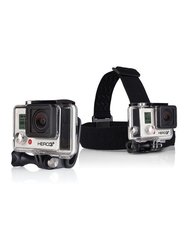 0 GoPro Head Strap and QuickClip  GPRHEAQ Quiksilver