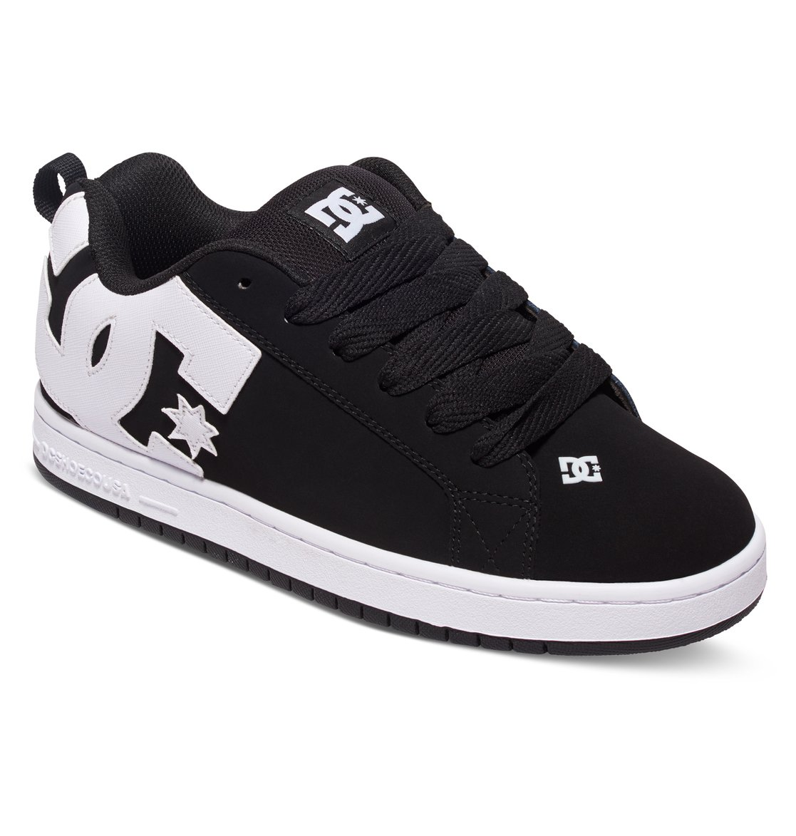 Dc Net Shoes White