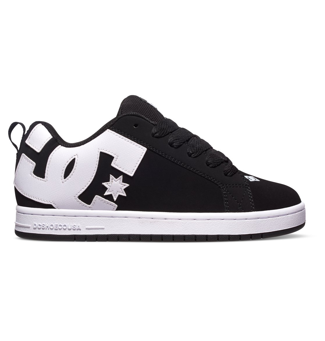 Stand out in a brand new pair of men's sneakers today. DC Shoes is a brand that enjoys pushing the envelope of what's possible as much as you do, and our collection of men's casual shoes is packed with great designs and unique styles that will keep your feet one step ahead of the crowd.
