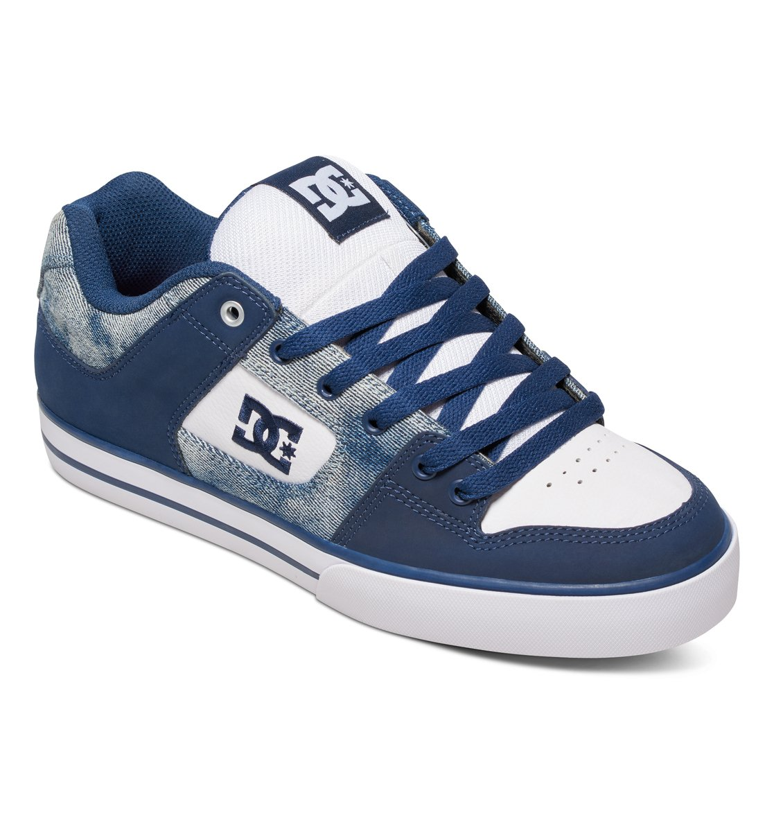dc shoes pure se chaussures basses pour homme 301024 ebay. Black Bedroom Furniture Sets. Home Design Ideas