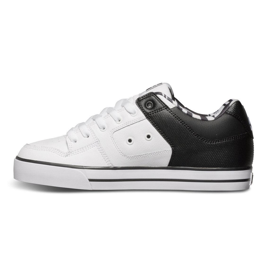 Dc Men S Pure Tx Se Skateboarding Shoe Ebay
