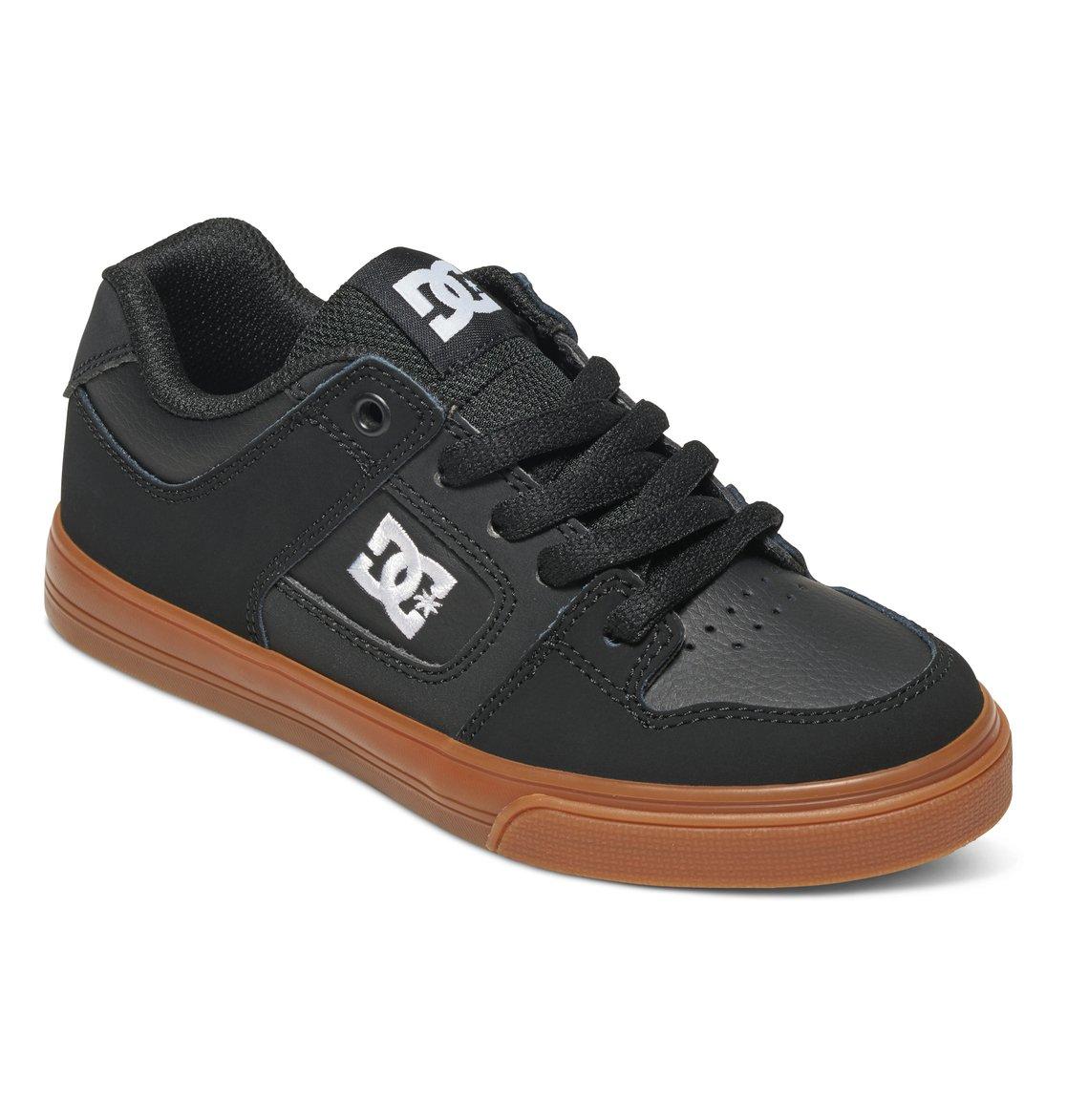 boy 39 s 8 16 pure shoes 301069b dc shoes. Black Bedroom Furniture Sets. Home Design Ideas