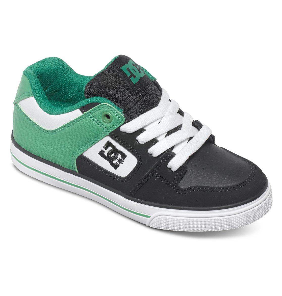 boy 39 s 8 16 pure shoes 888327089539 dc shoes. Black Bedroom Furniture Sets. Home Design Ideas