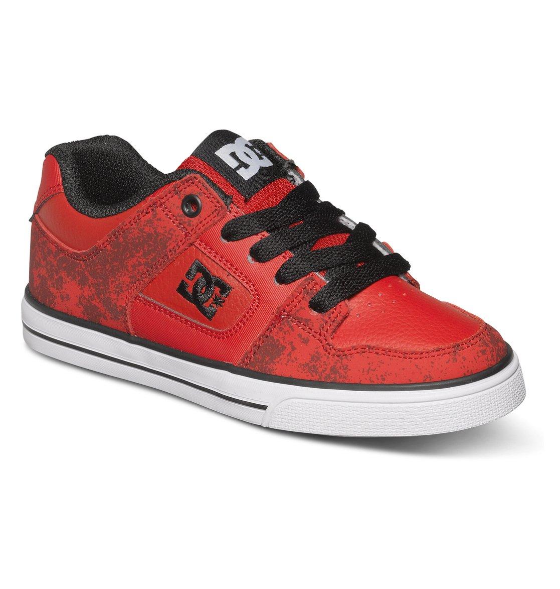Pure SE - Dcshoes������ ������� ���� Pure SE �� DC Shoes. <br>��������������: ����������� ���������, ������� ��� � �������������� ���������, ������� ���� � ������� � ������ ������������, ����������� ����������, ��������� ��� �������� � ������������� ���������� � ����������� DC, ����������������� �����������, ������������� ���������� �������, ��������� ������� ���������� ������� DC Pill Pattern. <br>������: ����: ���� / ���������: �������� / �������: ������.<br>