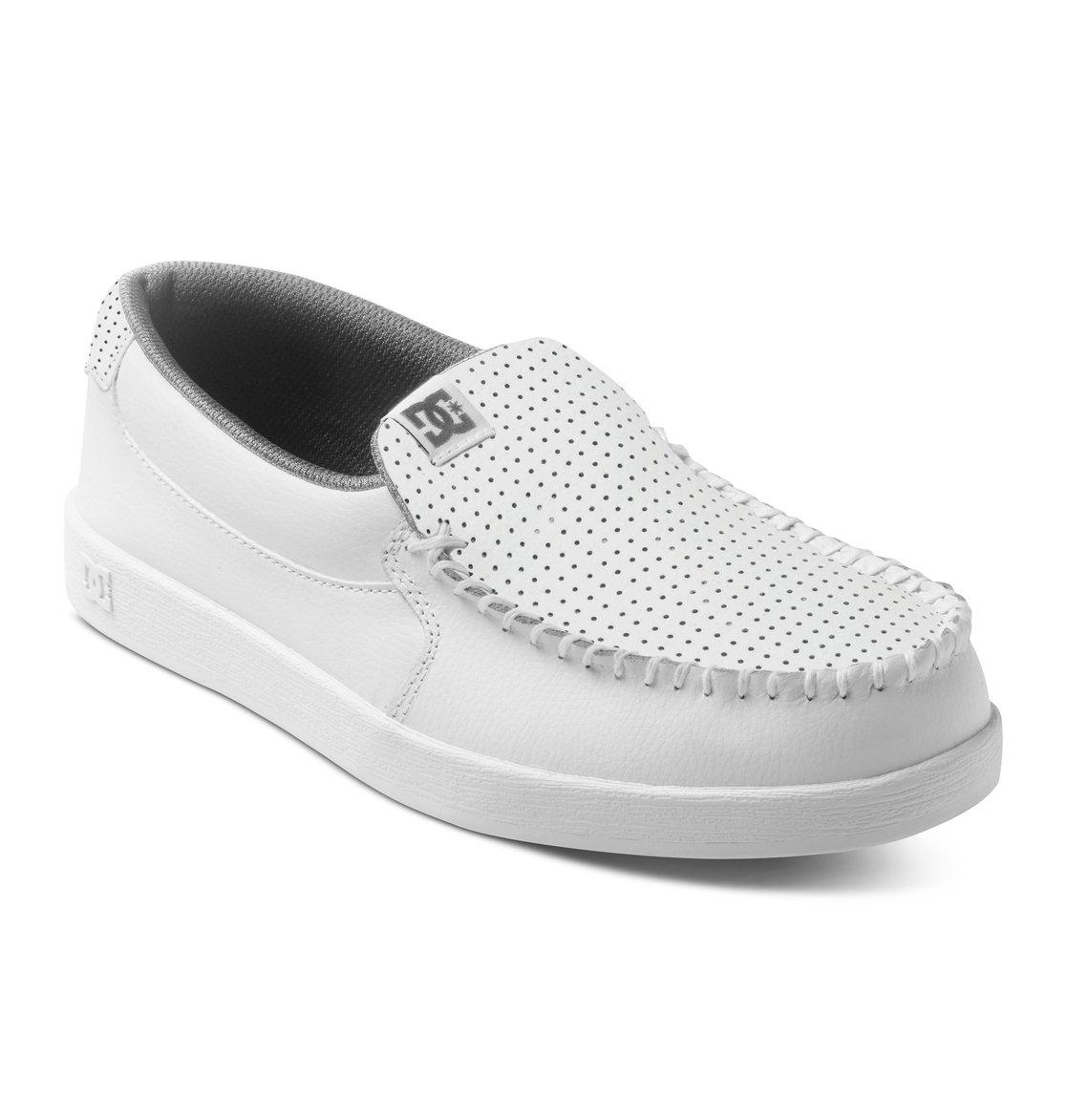 Dc Villain Shoes Brown