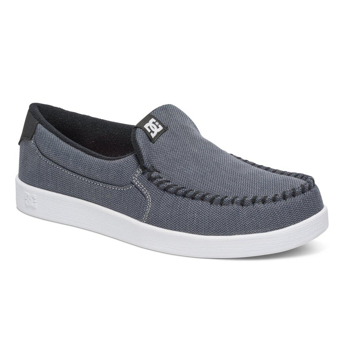 Dc Slip On Villain Shoes
