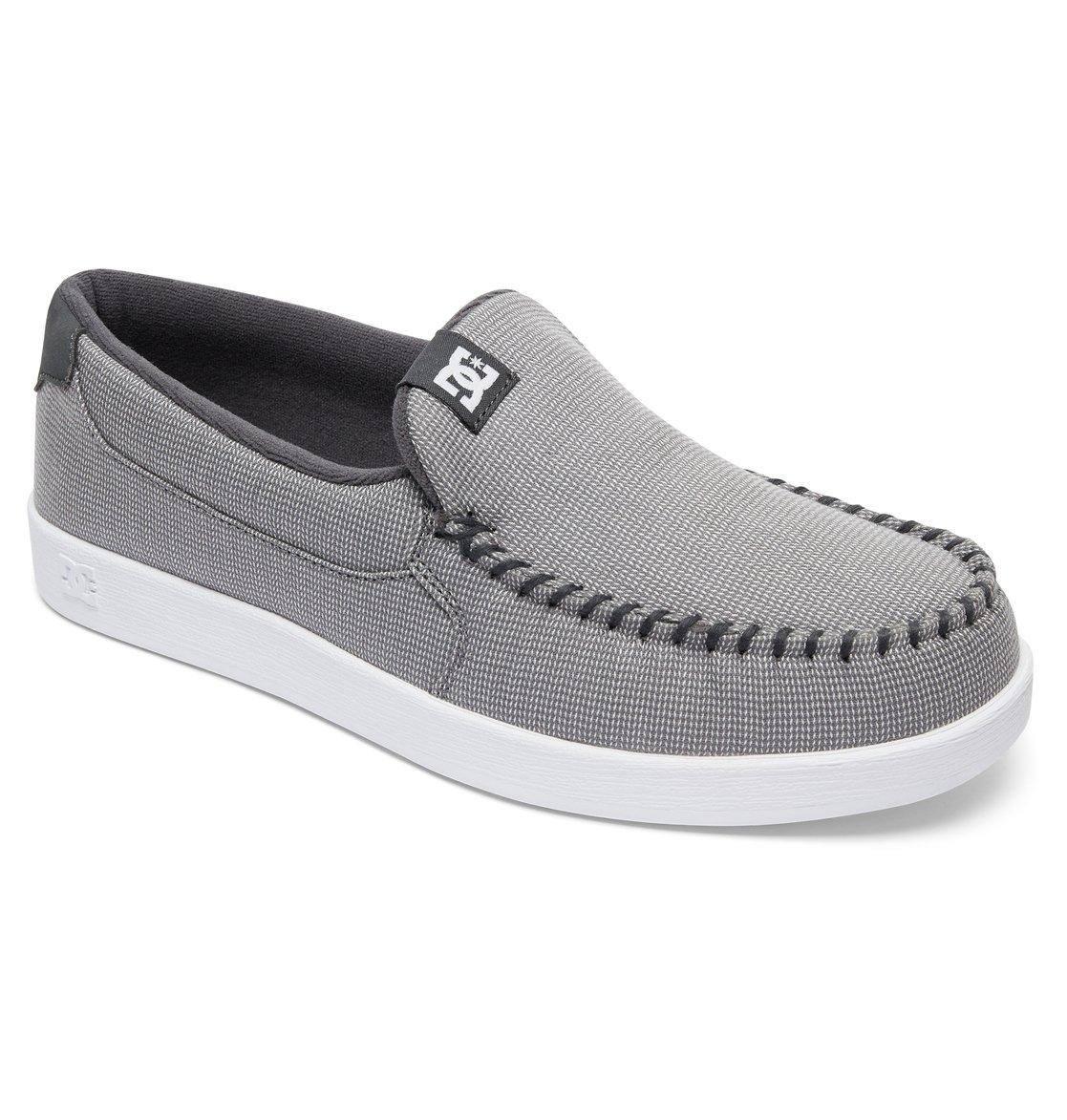 White Dc Villain Shoes