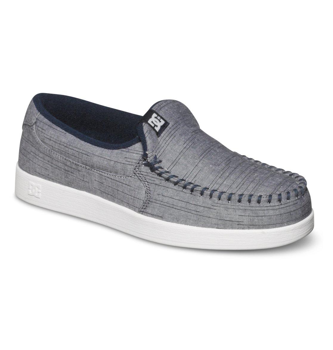 Dc Villain Slip On Shoes