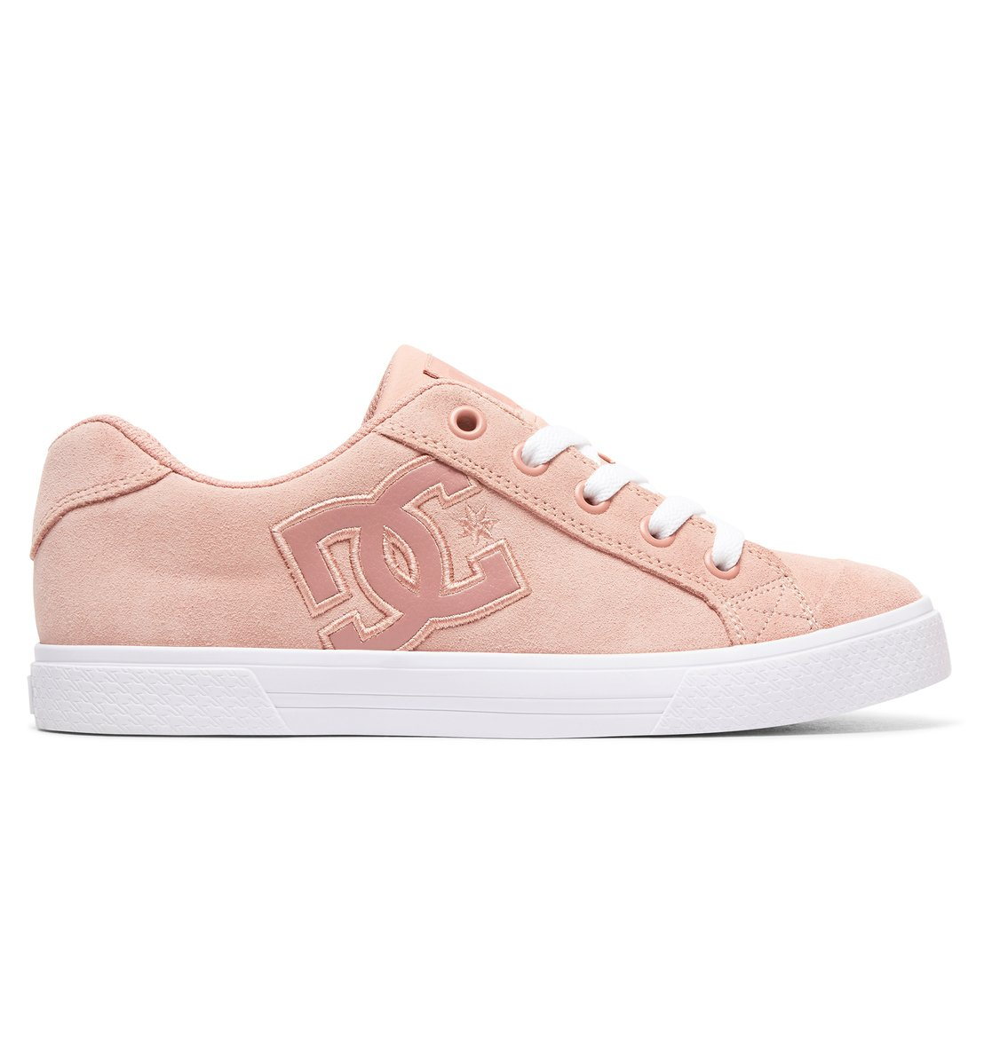 DC Shoes Low Tops »Chelsea SE«, orange, Peach parfait