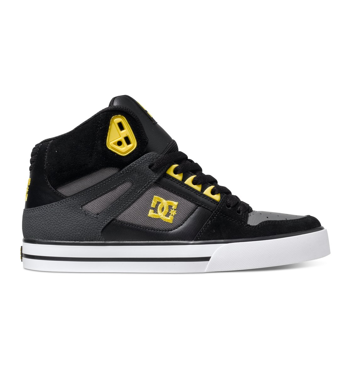Dc Shoes Spartan High Wc Noir