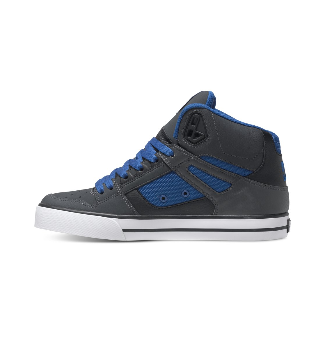 dc shoes spartan high wc chaussures montantes pour homme. Black Bedroom Furniture Sets. Home Design Ideas