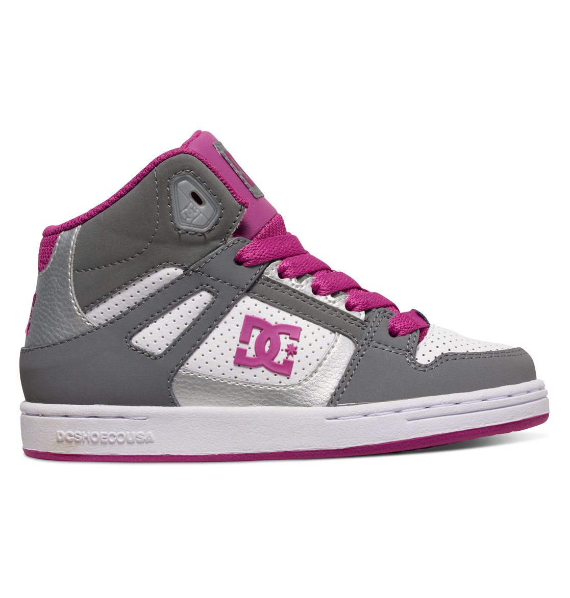 rebound hightop shoes 3613372105180 dc shoes