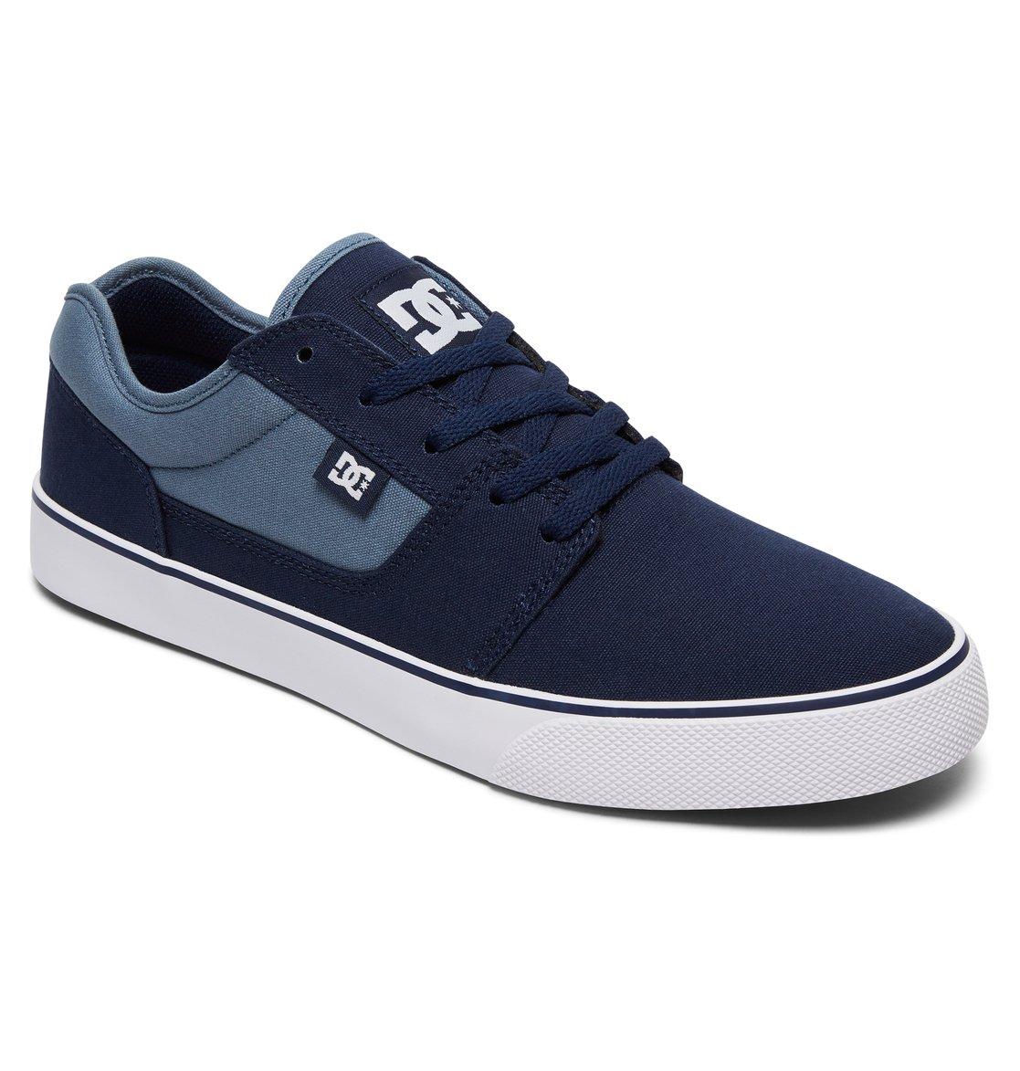 DC Shoes Tonik TX, Zapatillas Para Hombre, Blau (Navy/White Nwh), 45 EU