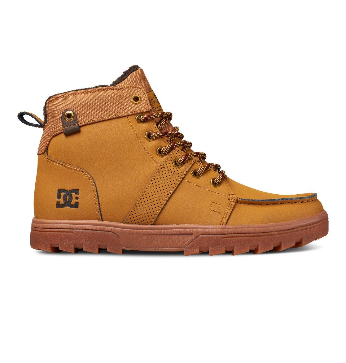 DC Shoesu2122 Menu0026#39;s High Top Outdoor Shoes - Woodland 303241 ...