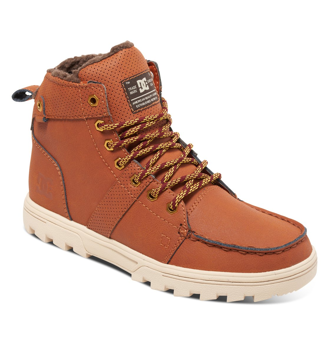 Men's Woodland Boots 303241 | DC Shoes