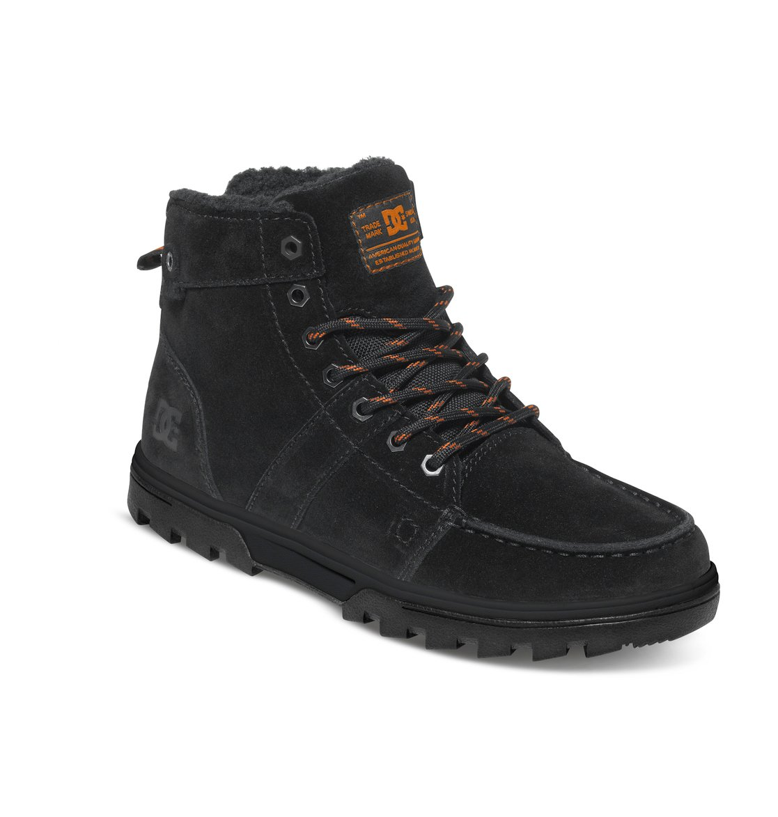 Men's Woodland Outdoor Winter Boots 303241 | DC Shoes