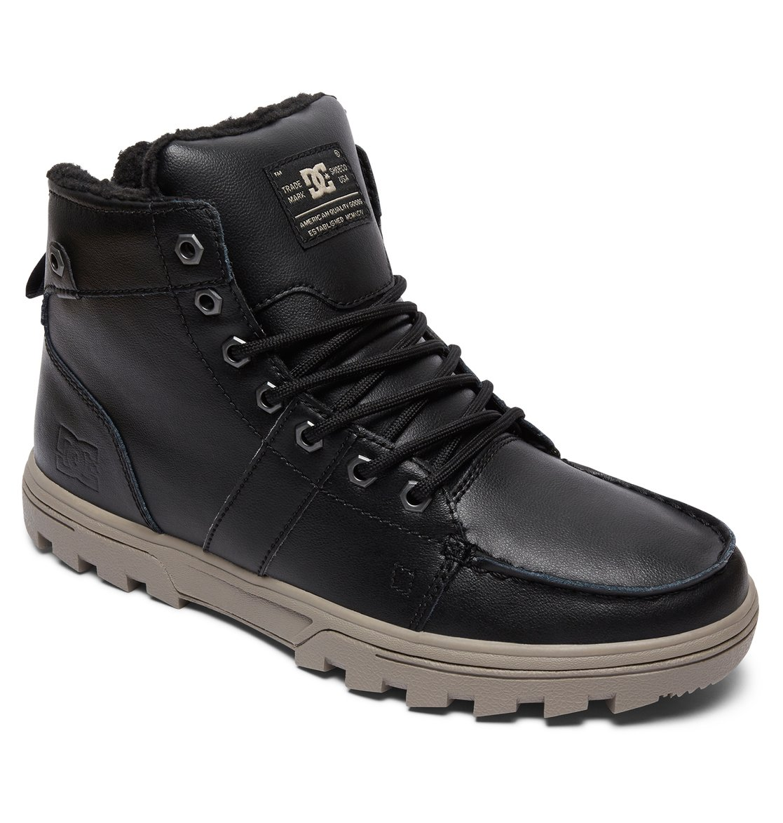 Men's Woodland Winter Boots 303241 | DC Shoes