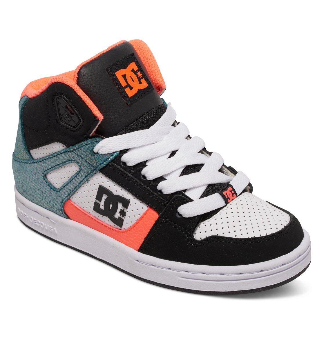 Dc Shoes Rebound Hight