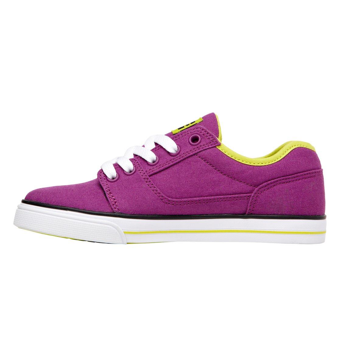 boy s bristol canvas shoes 303324b dc shoes