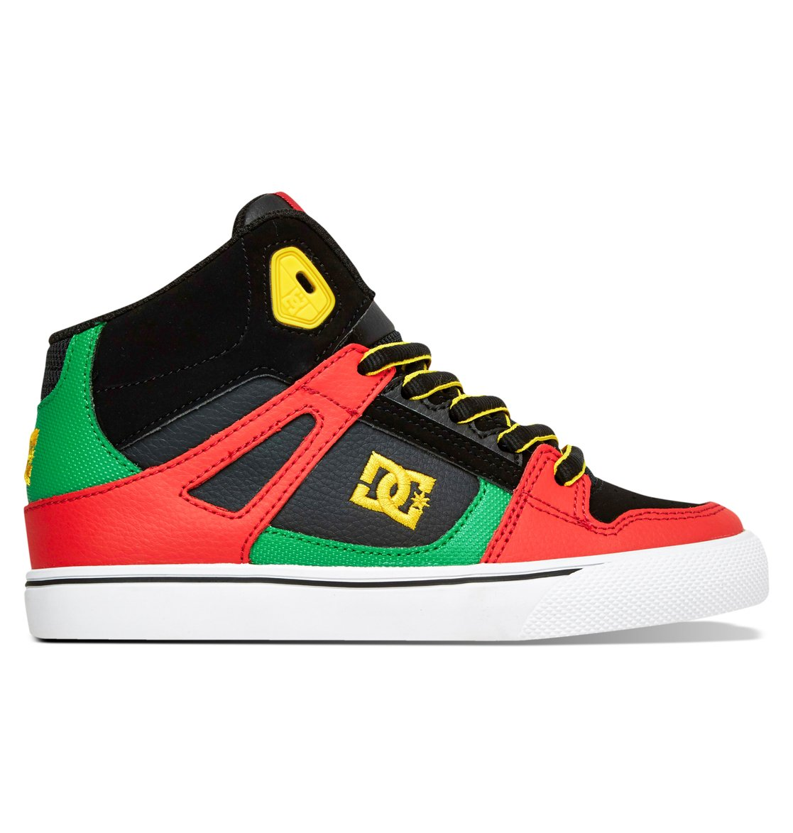 Dc Rasta Shoes Size