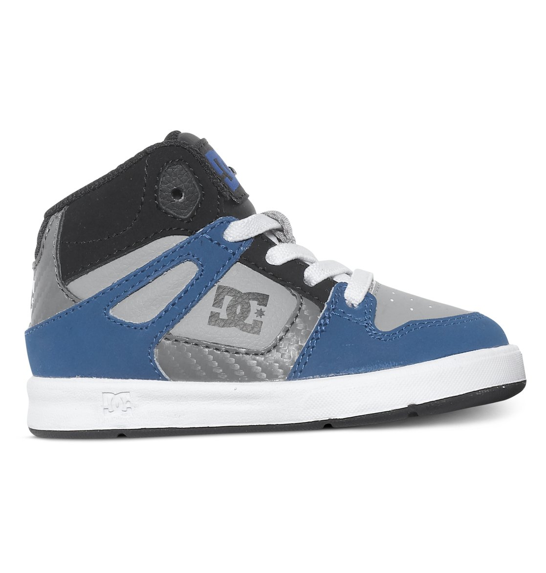 Rebound UL - Dcshoes������� ���� Rebound UL ��� ��������� �� DC Shoes. <br>��������������: ������� ����, ������� ��� � �������������� ���������, ������������� �� ���������� ������, ������� ���� � ������� � ������ ������������, ������������� ������ � ���������� ������� UniLite�, ��������� ������� ���������� ������� DC Pill Pattern. <br>������: ����: ���� / ���������: �������� / �������: ������� EVA.<br>