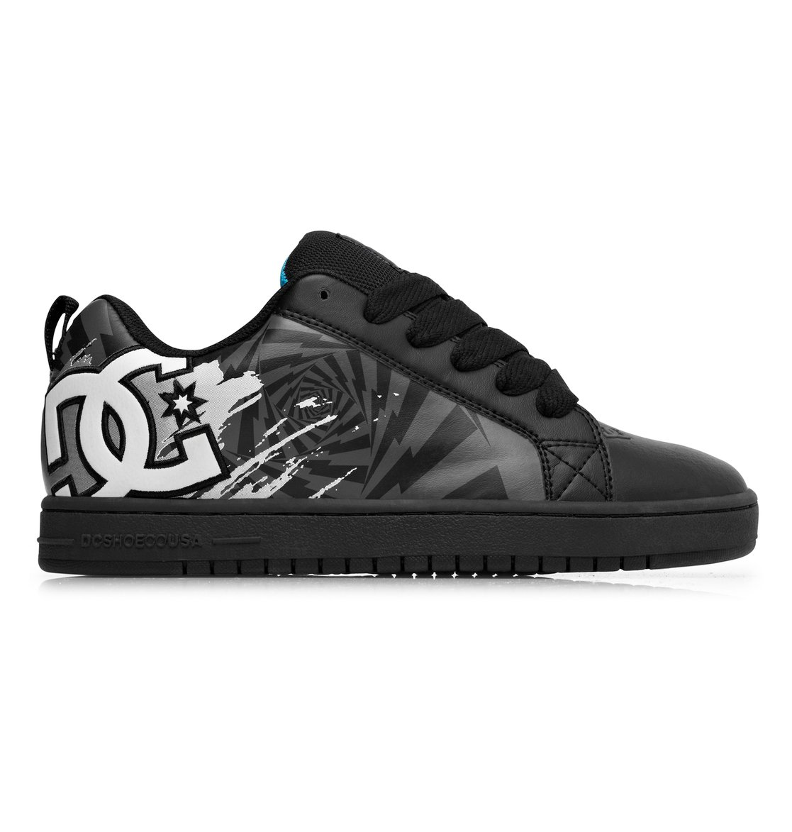 men 39 s ken block court graffik se 320173 dc shoes. Black Bedroom Furniture Sets. Home Design Ideas