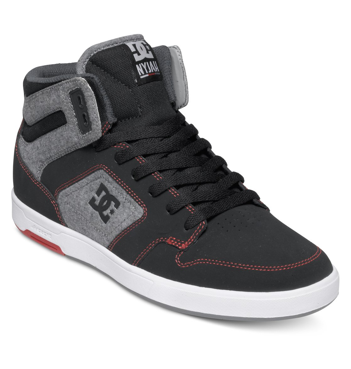 s nyjah high top shoes 320361 dc shoes