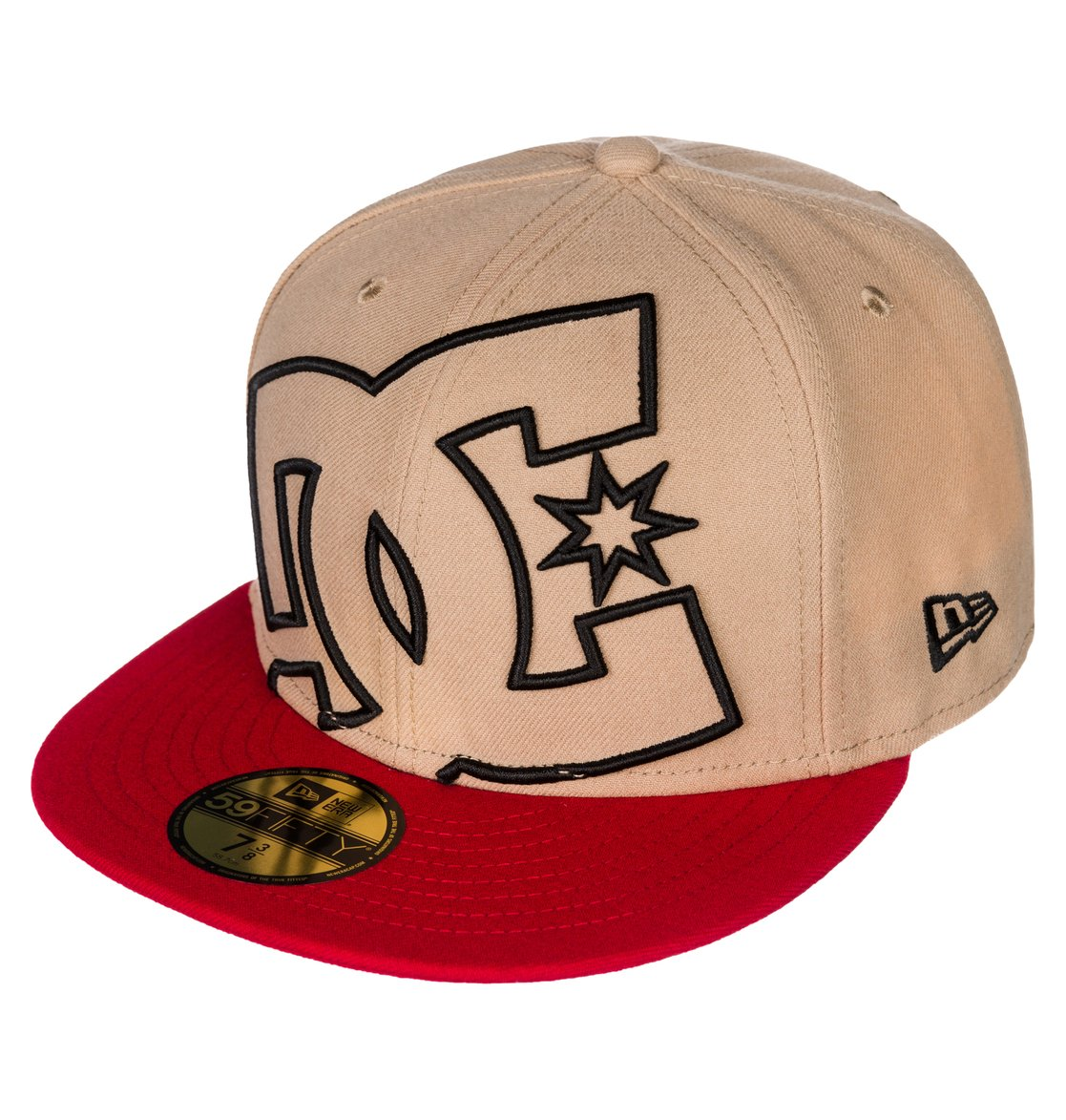 Coverage - Dcshoes������� ��������� Coverage �� DC Shoes. <br>��������������: New Era 59fifty, ������� 3D-������� DC � �������� ���������, ��������� ������� ������� DC, ���������� �������� 59FIFTY� � ������ ������������� � �� ��������. <br>������: 100% ���������.<br>