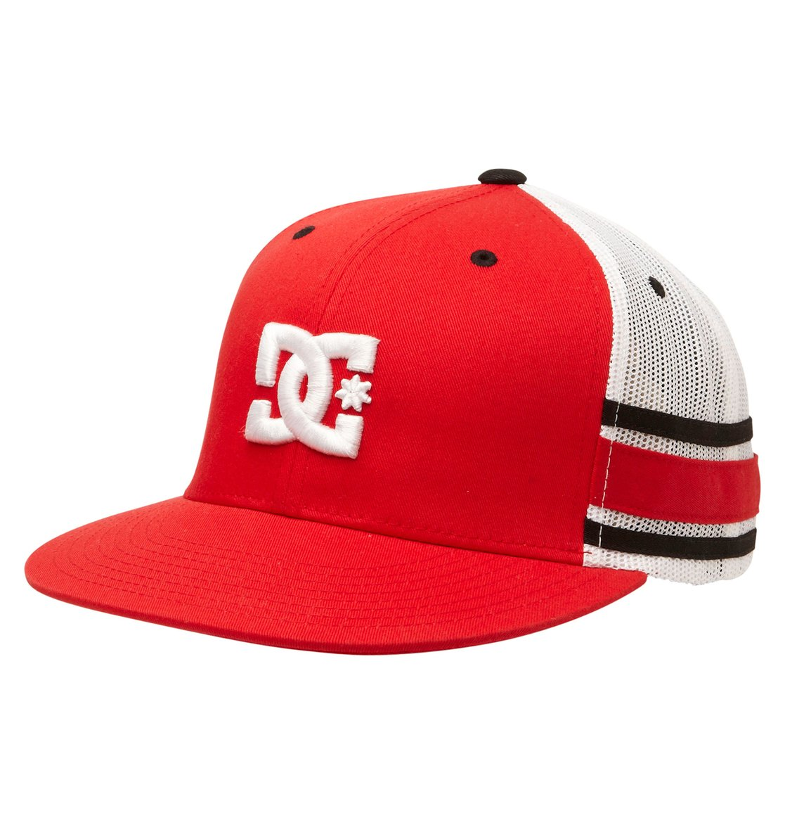 Men\'s Rob Dyrdek Alumni Stripe Trucker Hat 55300226 | DC Shoes