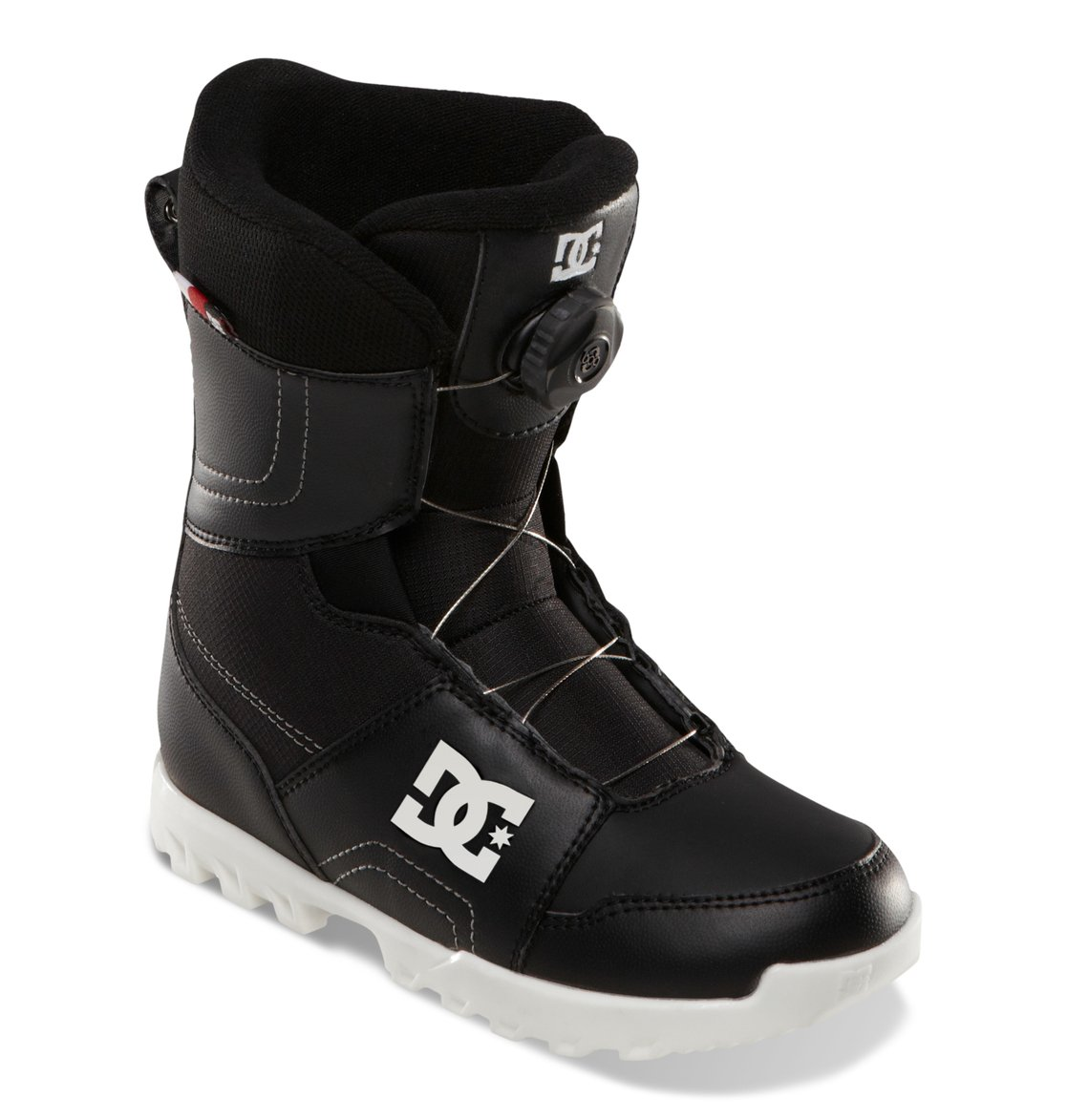 Boy's Youth Scout Snow Boots ADBO100001 | DC Shoes