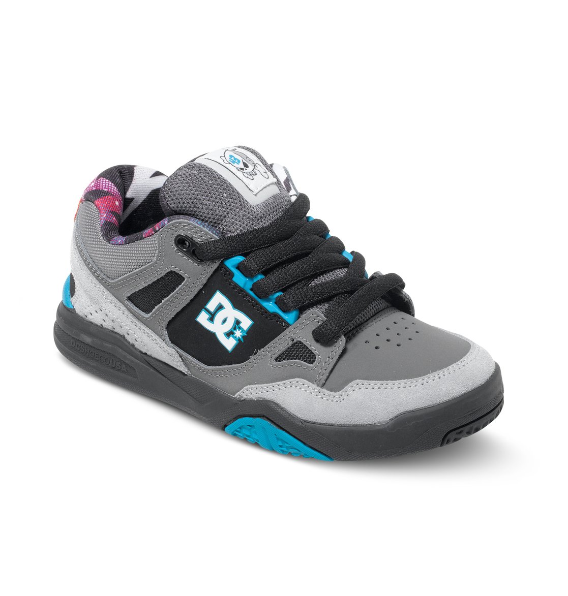 kid 39 s 4 7 stag 2 ken block shoes adbs100147 dc shoes. Black Bedroom Furniture Sets. Home Design Ideas