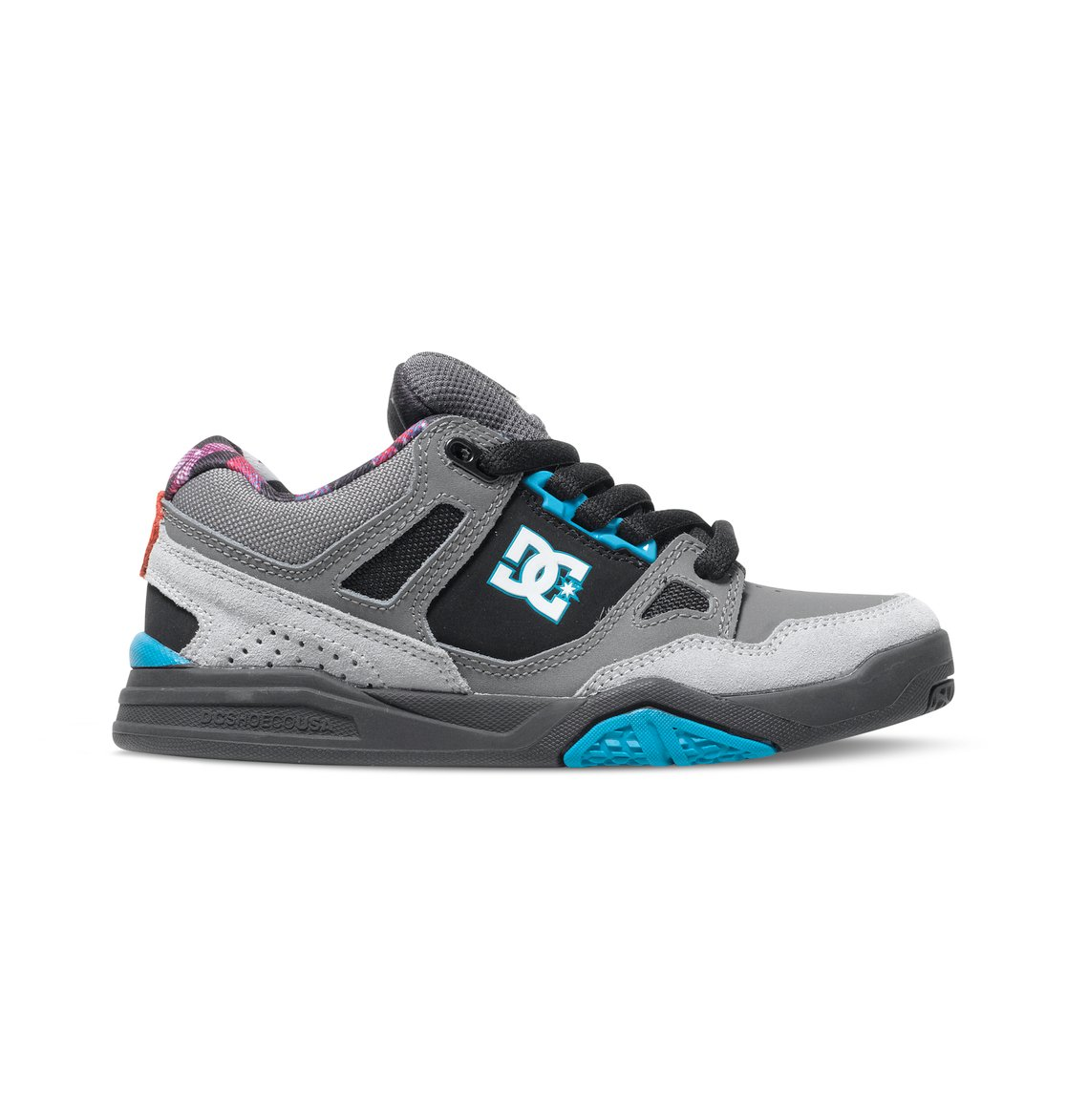boy 39 s 8 16 stag 2 ken block shoes adbs100148 dc shoes. Black Bedroom Furniture Sets. Home Design Ideas