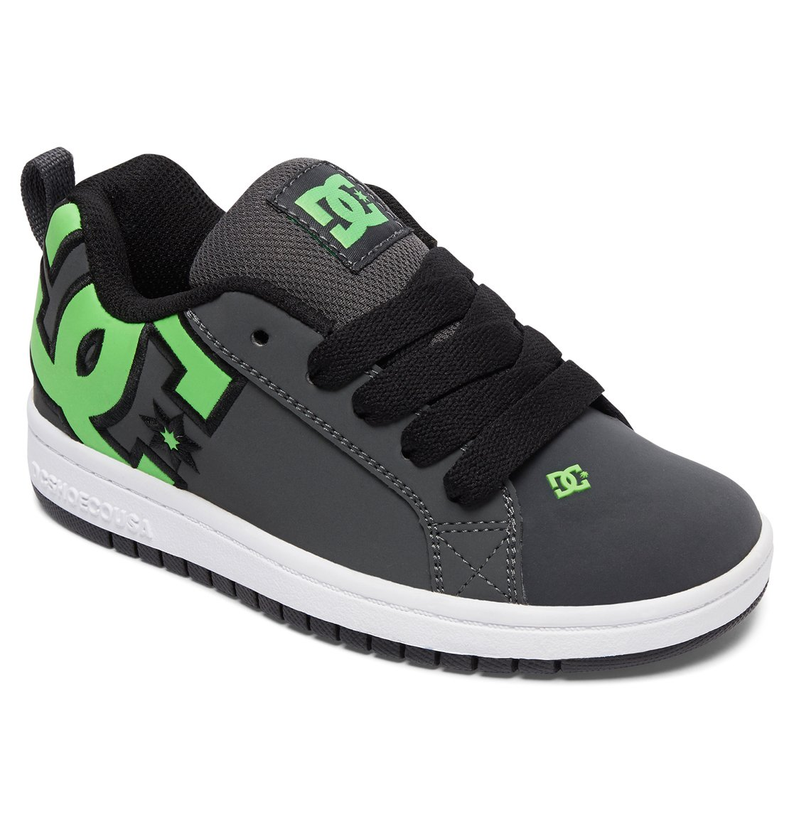 White Kid With Dc Shoes