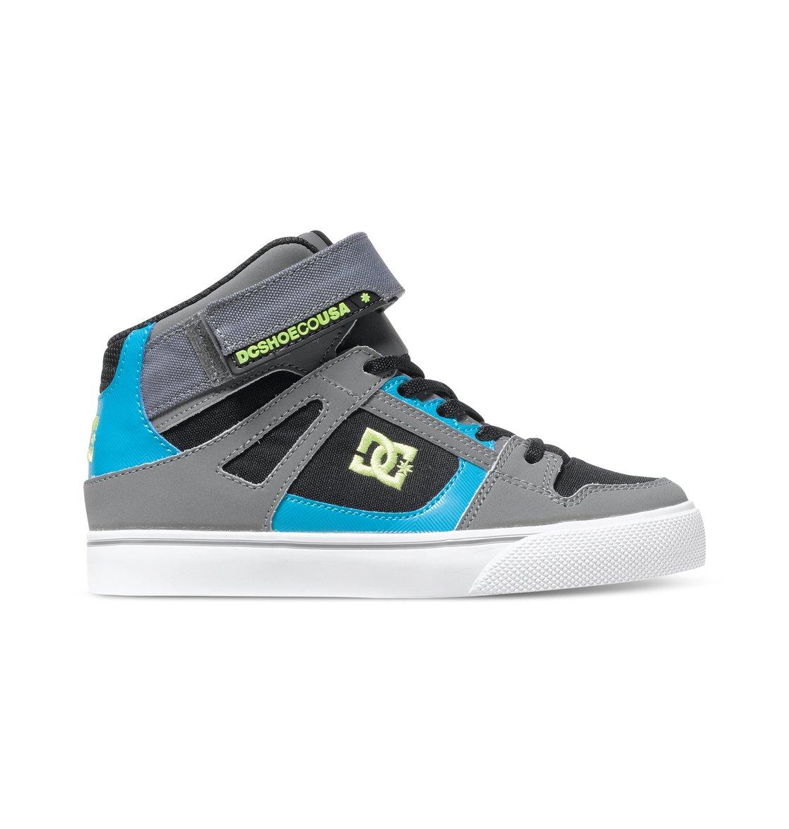 Spartan EV - Dcshoes������� ���� Spartan EV ��� ������� �� DC Shoes.<br>��������������: ������ �� �������� Velcro � ���������� ������, ������� ��� � �������������� ���������, ������� ���� � ������� � ������ ������������, ���� � ��������� �����������, ��������� ��� �������� � ���������� �� �����������, ����������������� �����������, ������������� ���������� �������, ��������� ������� ���������� ������� DC Pill Pattern. <br>������: ����: ���� / ���������: �������� / �������: ������.<br>