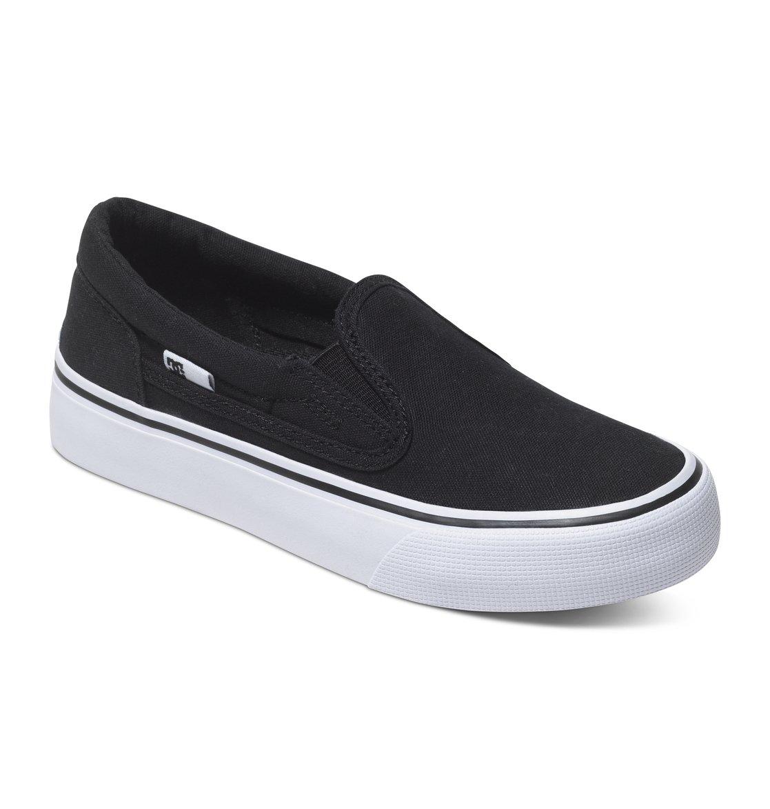 1 Trase SE , Zapatillas sin cordones Negro ADBS300132 DC Shoes