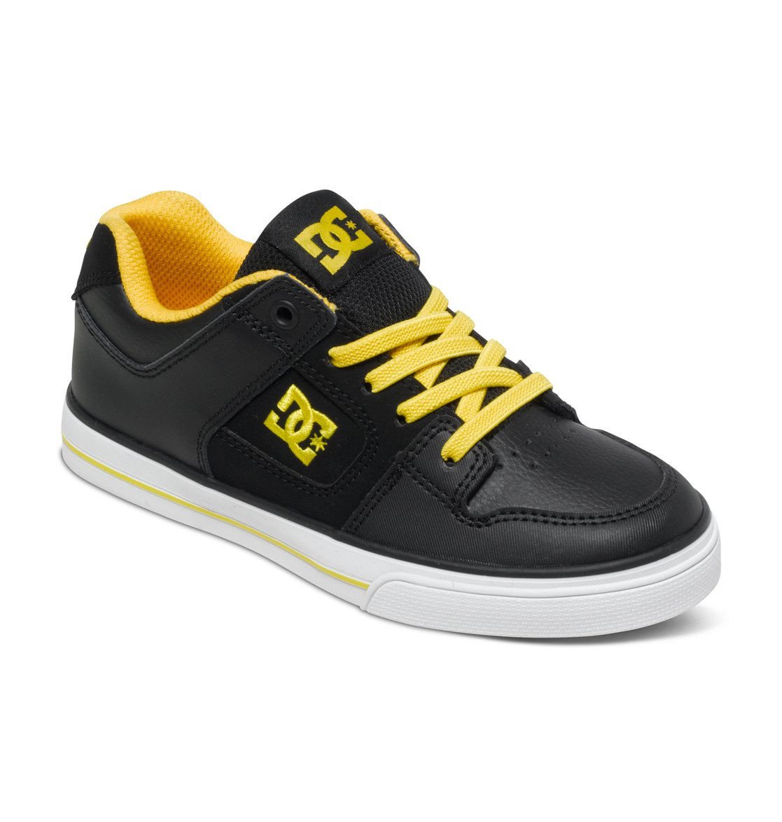 Dc Shoes With Elastic Laces