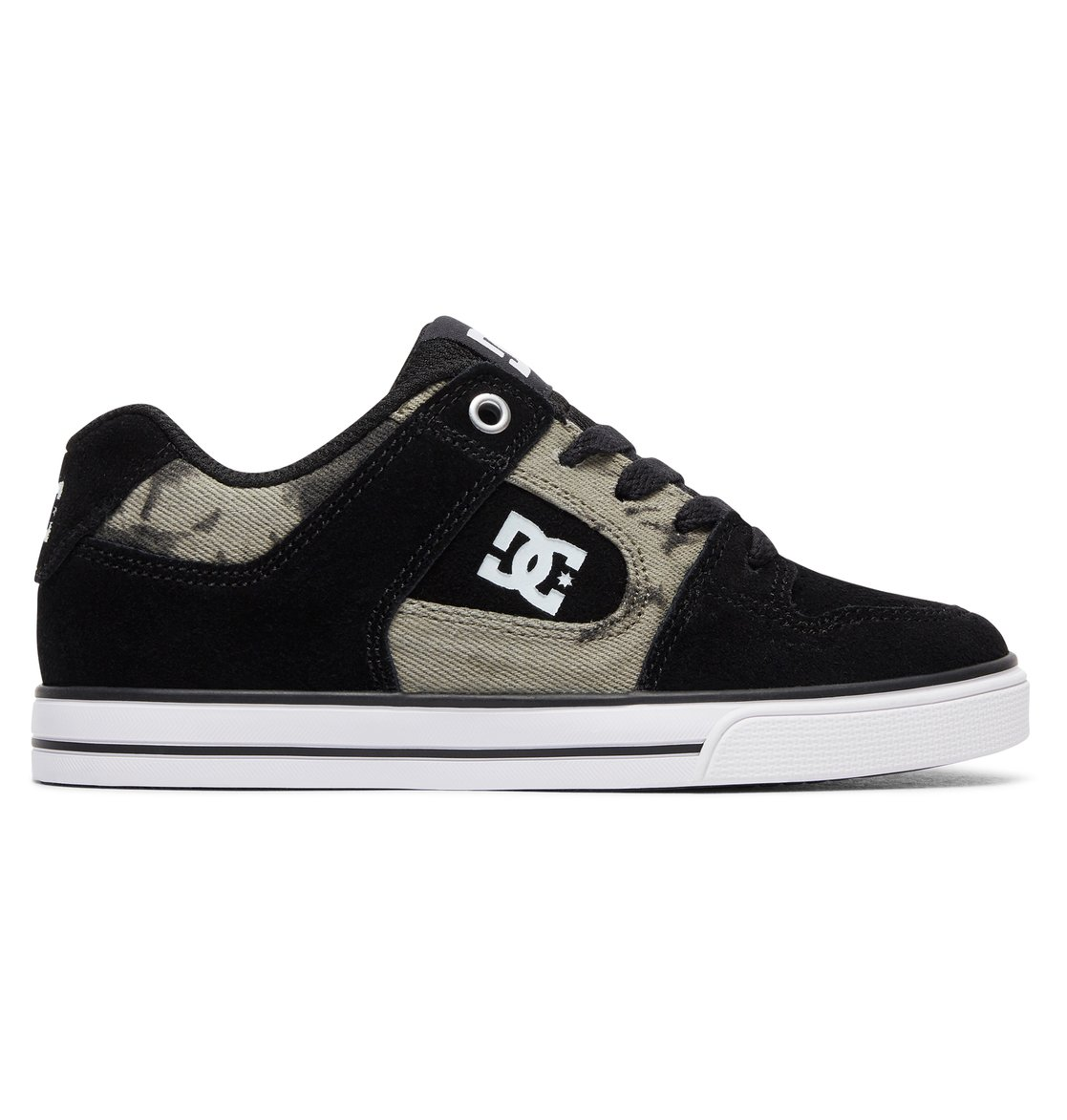 kid 39 s pure se shoes adbs300258 dc shoes. Black Bedroom Furniture Sets. Home Design Ideas