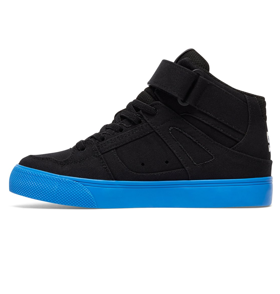 dc shoes high tops blue and black. 2 kid\u0027s spartan high tx ev top shoes adbs300269 dc dc tops blue and black i