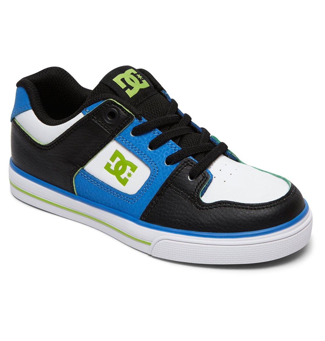 4515307fd Download (800x660) · Кеды для мальчиков-подростков DC SHOES Pure Elastic Se  B Blue/Black/White Download (1117x1173) · DC Kids Rebound Boys Shoes ...