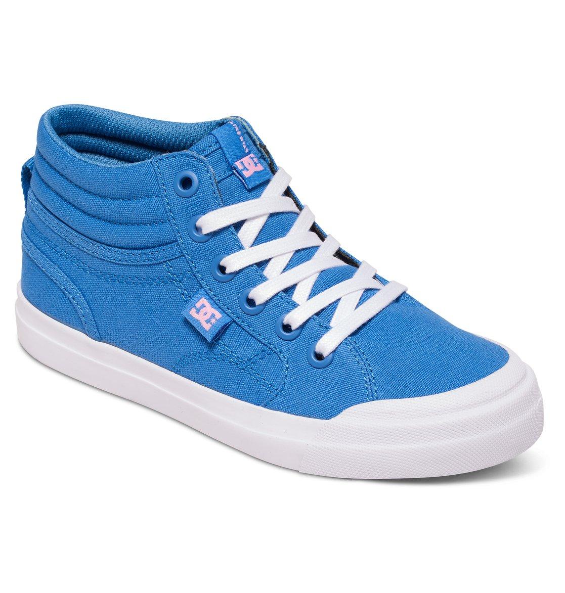 high top dc shoes for men. 1 girl\u0027s evan hi tx high top shoes blue adgs300055 dc dc for men