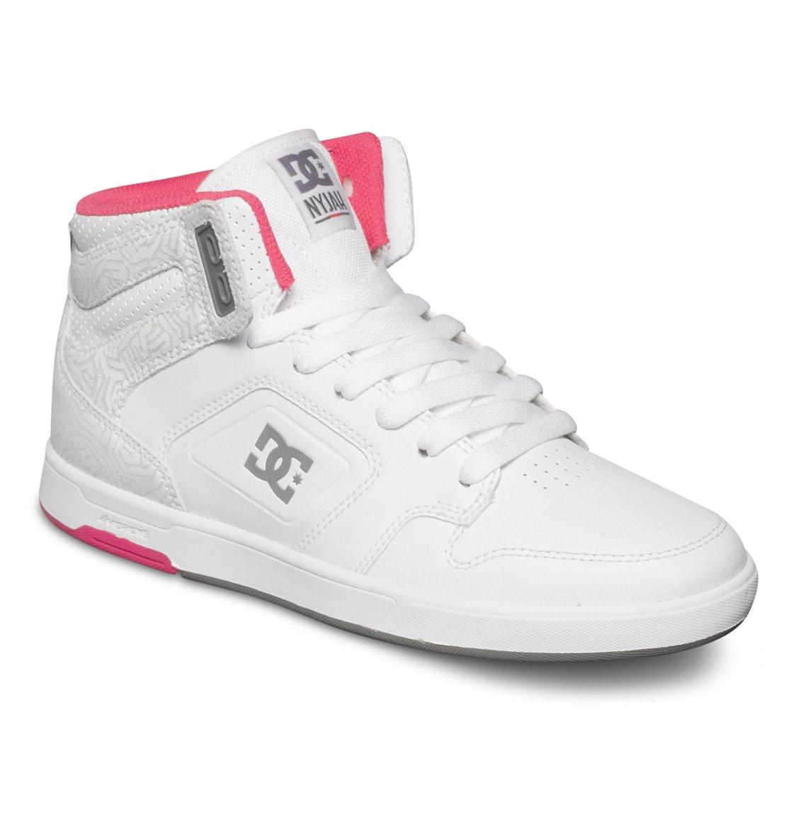 s nyjah high top shoes adjs100048 dc shoes