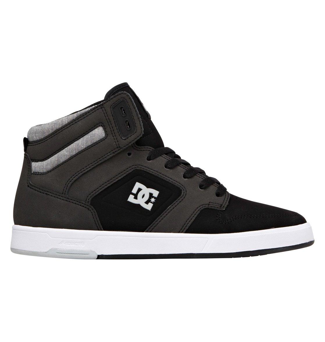 DC Shoes NYJAH HIGH SE Black Women Shoes