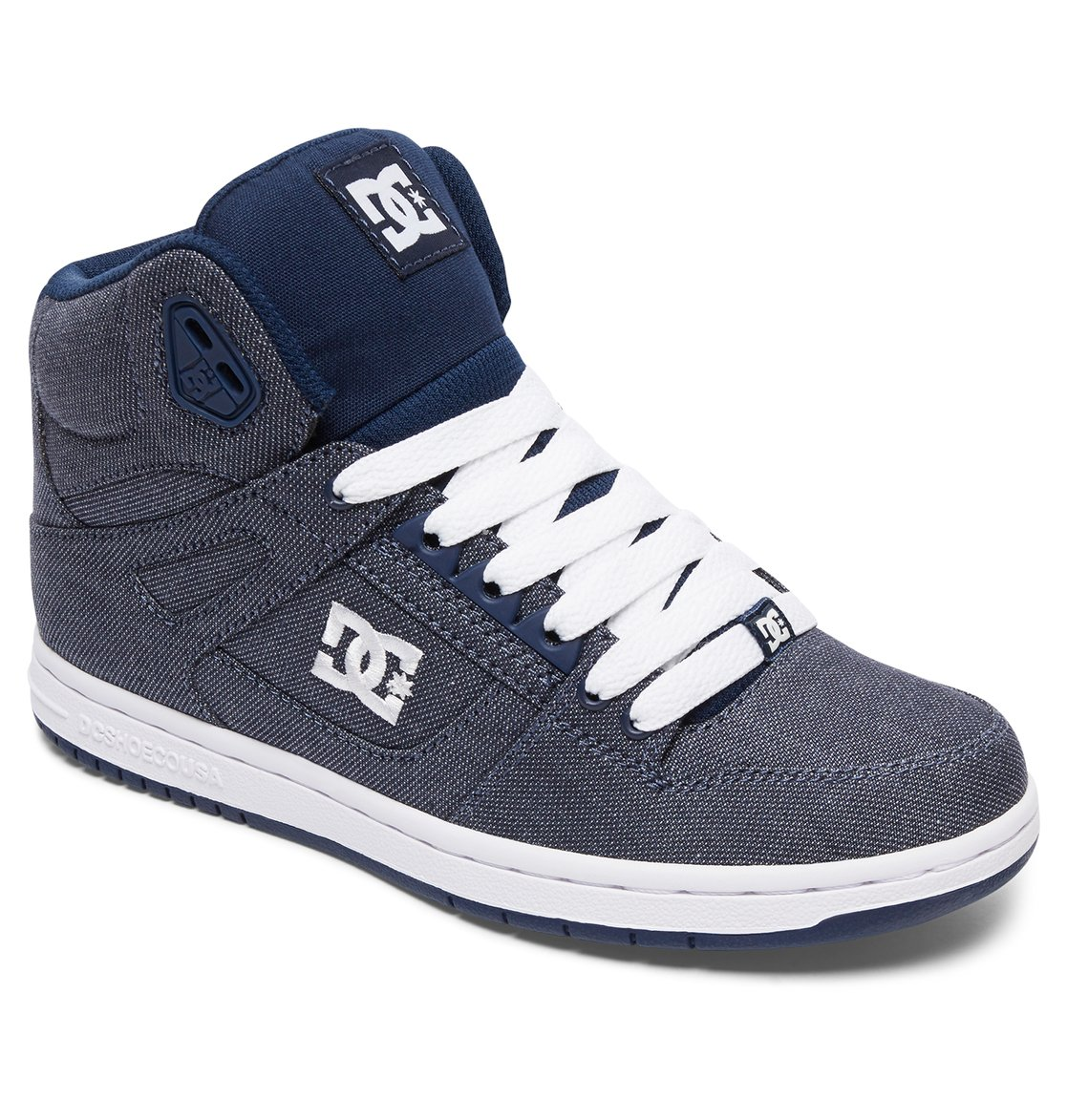 s rebound high tx se high top shoes adjs100065 dc